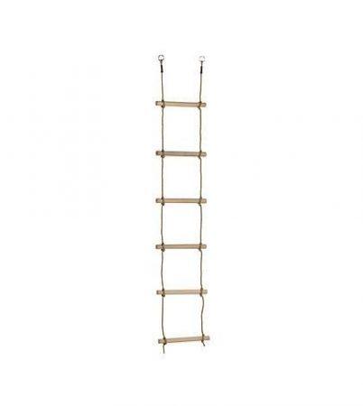2,1 méteres kötéllétra, mászólétra 6 fokos
